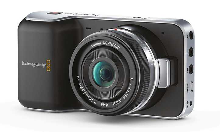 Blackmagic Pocket Cinema Camera 1.9.3