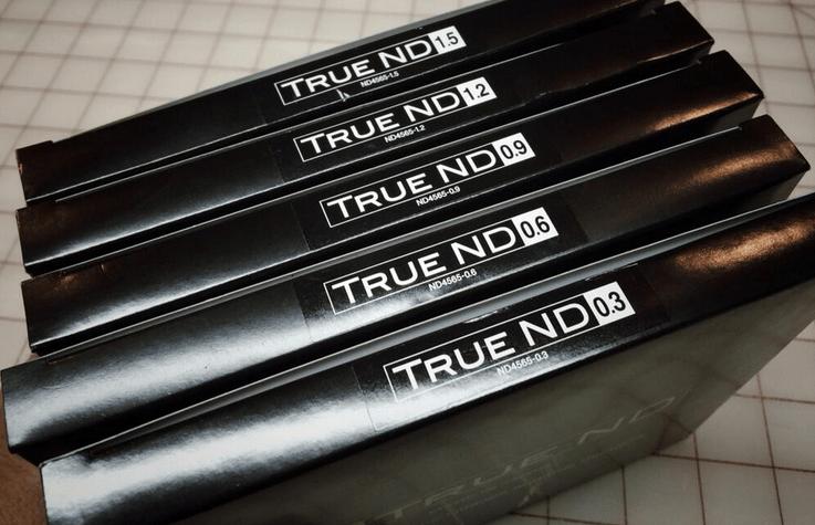 Mitomo True ND Filters
