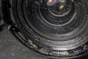 Salt Water Lens