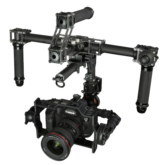 AllSteady-5PRO 3-Axis Gimbal