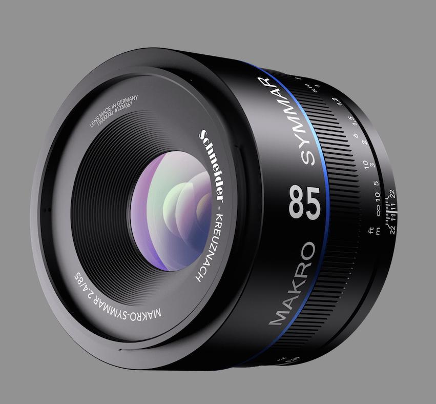 3 New Schneider Full Frame Lenses Announced
