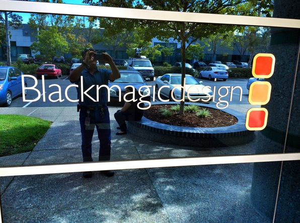 350 Blackmagic Cameras Stolen