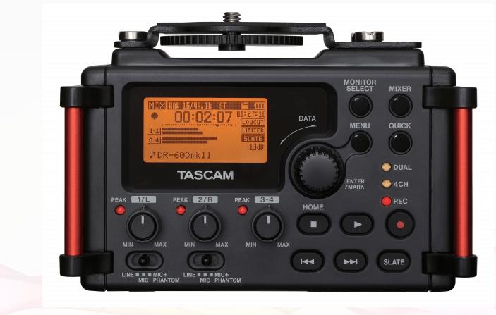 Tascam DR-60DmkII
