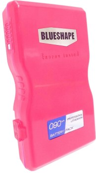 Blueshape pink battery