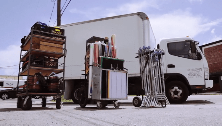 3 Ton Grip Truck Walkthrough
