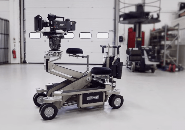 The Hybrid 4 Camera Dolly at Chapman UK