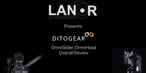 DitoGear OmniSlider & OmniHead: Overall Review from Lanor Productions