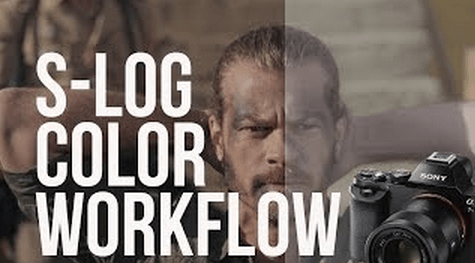 Easy S-LOG Color Grading Workflow With Sony A7S and FS7