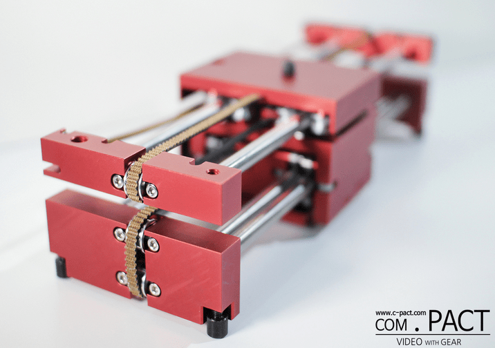 Introducing The Tiny Square Slider from COM.PACT