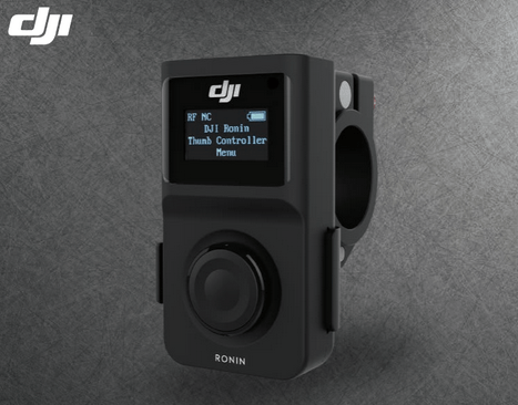 DJI Ronin Wireless Thumb Controller