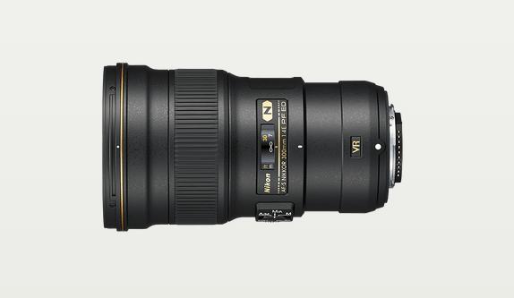 Nikon AF-S NIKKOR 300mm f:4E PF ED VR Lens