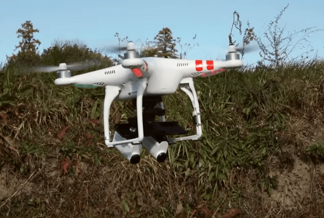 SteadyShot for Drone Action Cam Sony