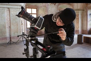 PROAIM ZEAL camera slider