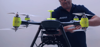 Aerialtronics UAVs Fly to Customers Faster with 3D Printing