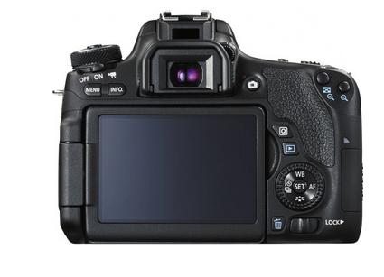 Canon EOS Rebel T6s DSLR