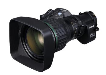 Canon HJ24ex7.5B Lens