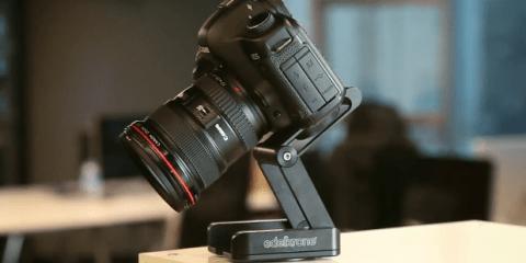 Blackmagic Pocket Cinema Camera Gyromatic Go2x Brushless