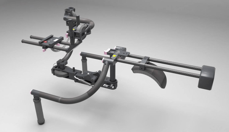 Shadowcam Shoulder Rig