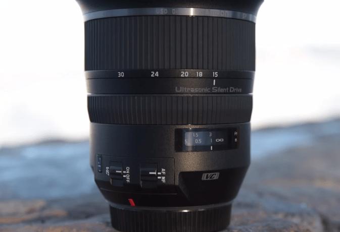 Tamron 15-30mm f:2.8 Di VC USD Lens