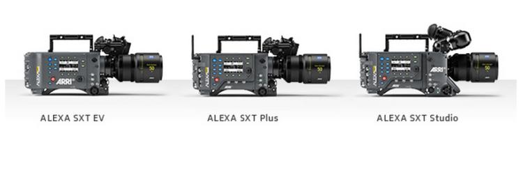 ARRI Alexa SXT Cameras