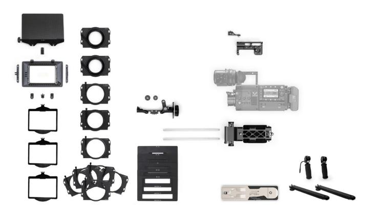 ARRI Panasonic VariCam 35 and HS Camera