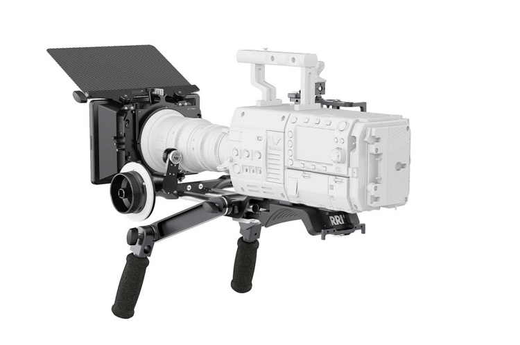ARRI Panasonic VariCam 35 and HS