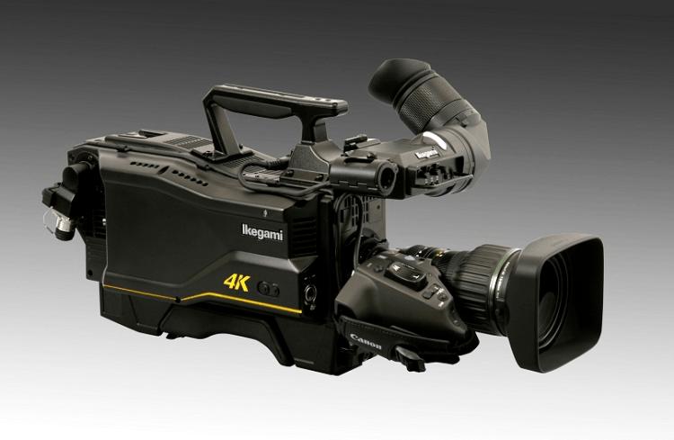 IKEGAMI 4K Camera