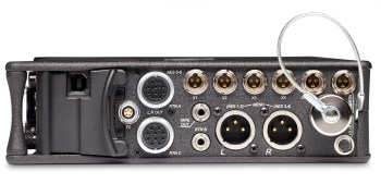 Sound Devices 688, Right Panel
