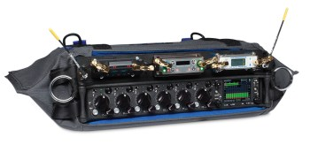 Sound Devices SL-6 and 688, Bag with Receivers