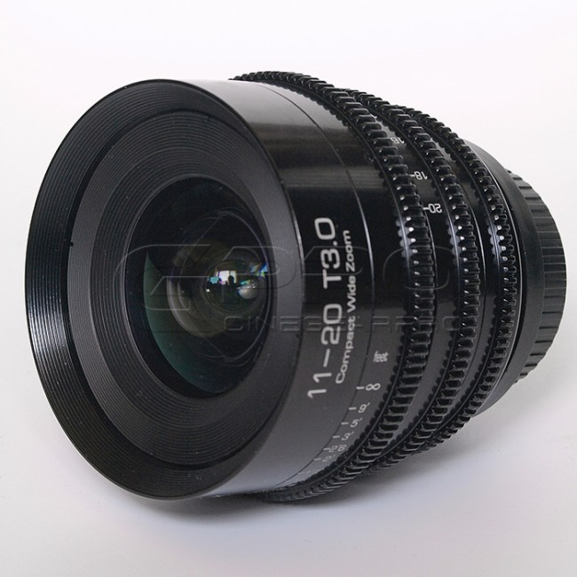 The G.L Optics 11-20 T3 Super Wide-angle PL Mount