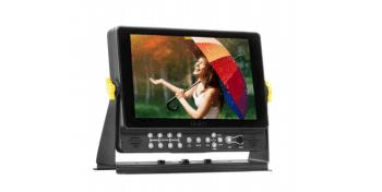 VX9i ikan monitor