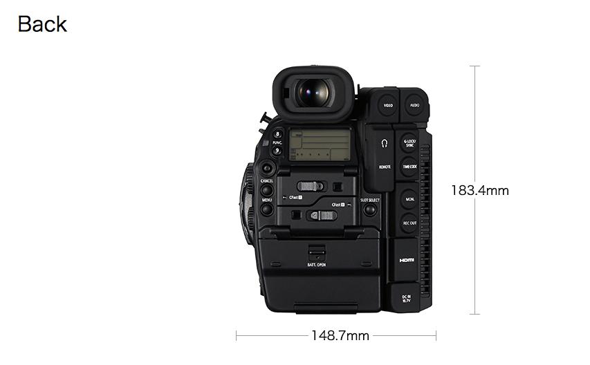 2k and 4k xf avc recording canon eos c300 mark ii specifications and rh cinescopophilia com Canon C300 C500 Canon EOS C300 Camera
