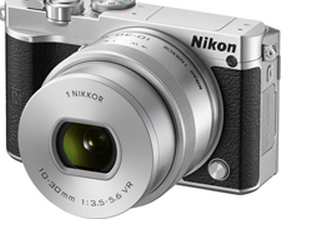 Nikon 1 J5 4K Camera