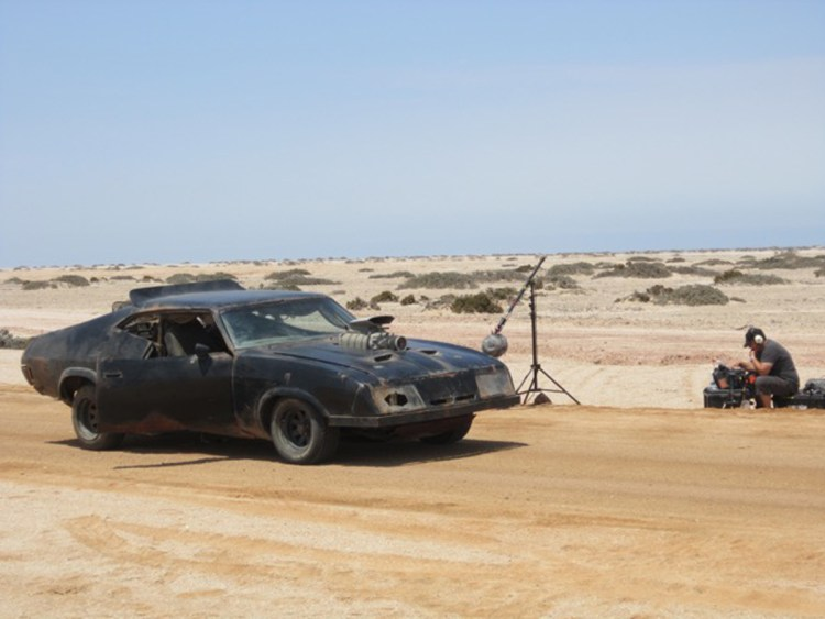 Mad Max - On Location