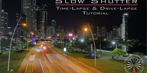 Slow Shutter Time-Lapse & Drive-Lapse Tutorial from RigWheels