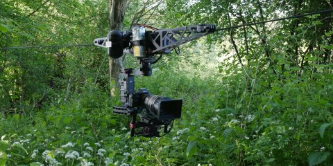 Speed Line Cable Cam and Sony a7S Camera