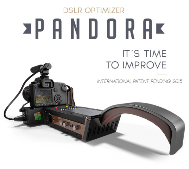 DSLR Optimizer Pandora