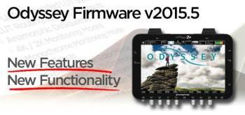 Odyssey Firmware v2015.5