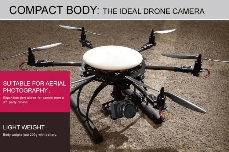 Z Camera Drone