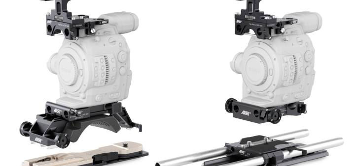 ARRI PCA Canon Plates