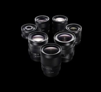 E-mount Lens CZ