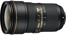 Nikon AF-S NIKKOR 24-70mm f:2.8E ED VR Lens