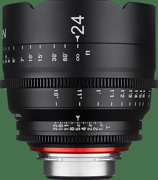 XEEN 24mm Lens from Samyang