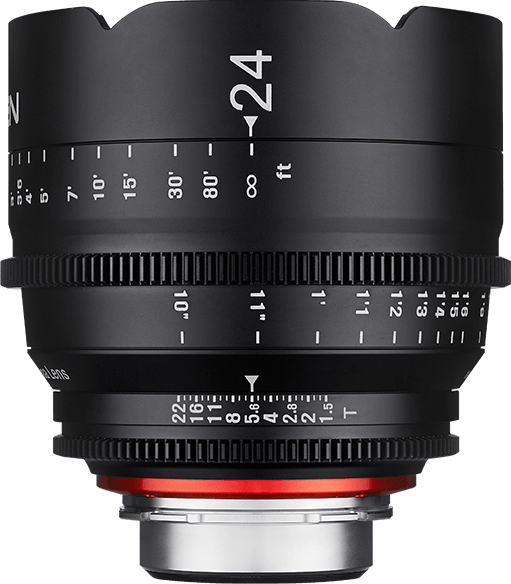 XEEN 24mm Lens from Samyang