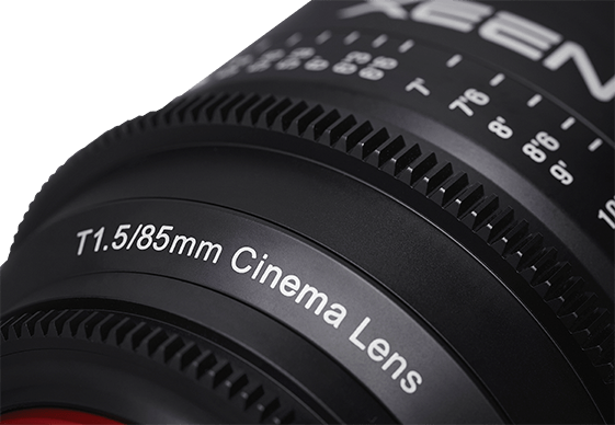 XEEN 85mm Lens from Samyang