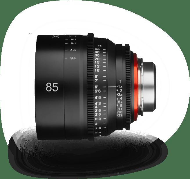 XEEN 85mm