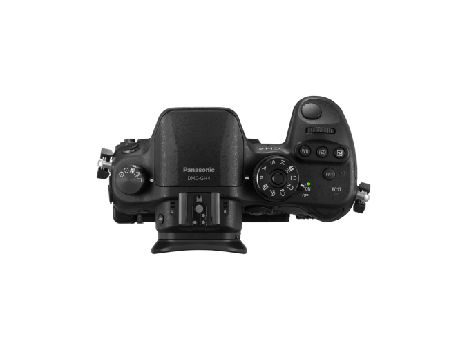 Panasonic GH4R Top