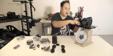 SONY PXW-FS5 Unboxing Video
