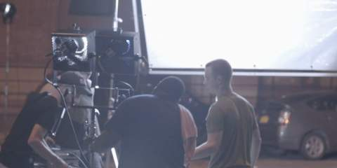 """BTS """"Two for One"""" Using HIVE Plasma Lights"""