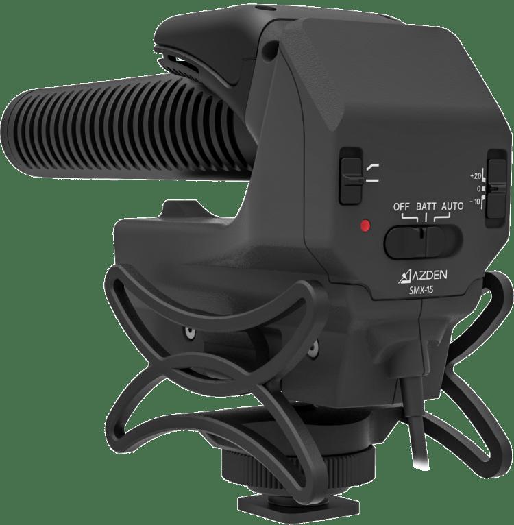 Azden SMX 15 Microphone